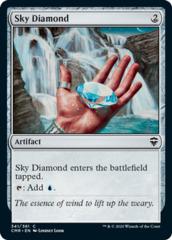 Sky Diamond - Foil