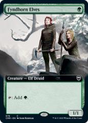 Fyndhorn Elves - Extended Art