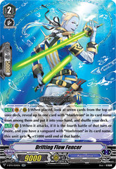 Drifting Flow Fencer - V-BT11/024EN - RR