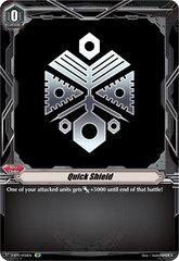 Quick Shield (Great Nature) - V-BT11/SP36EN - SP