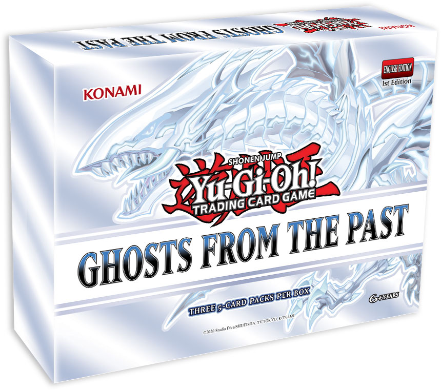 Ghosts from the Past 1st Edition Booster Box