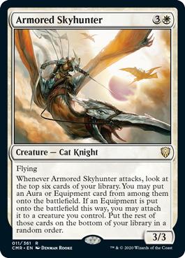 Armored Skyhunter