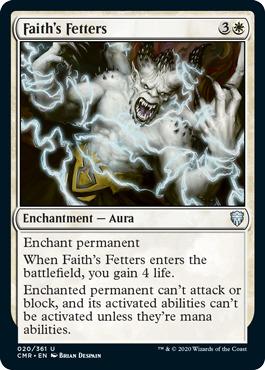 Faiths Fetters