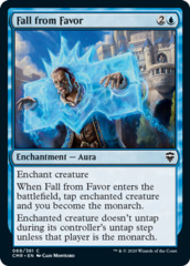 Fall from Favor - Foil