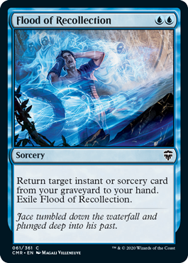 Flood of Recollection - Foil