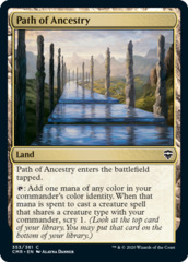 Path of Ancestry - Foil
