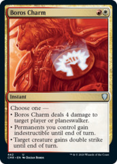 Boros Charm - Theme Deck Exclusive