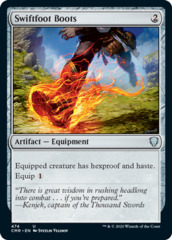 Swiftfoot Boots - Theme Deck Exclusive