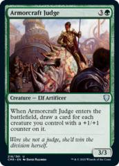 Armorcraft Judge - Foil (CMR)