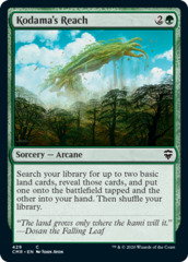 Kodama's Reach - Theme Deck Exclusive