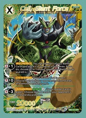 Cell, Giant Force - DB3-141 - GFR
