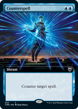 Counterspell - Extended Art