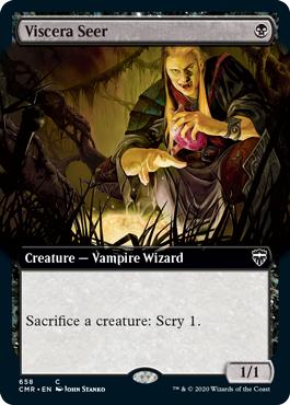 Viscera Seer - Extended Art