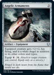 Angelic Armaments - Foil