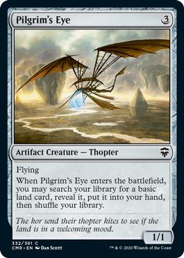 Pilgrims Eye - Foil