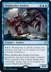 Shipbreaker Kraken - Theme Deck Exclusive