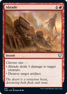 Abrade - Theme Deck Exclusive