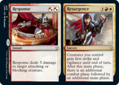 Response // Resurgence - Theme Deck Exclusive