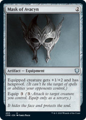 Mask of Avacyn - Theme Deck Exclusive
