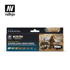 WizKids Paint Sets - Woodland Creatures - VAL80254