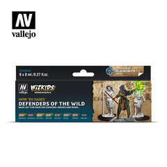 WizKids Paint Sets - Defenders of the Wild - VAL80255