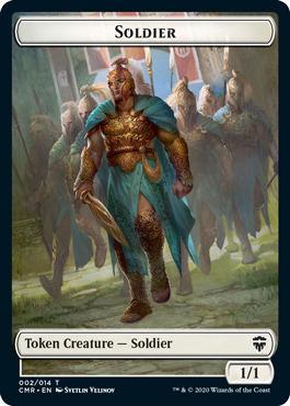 Soldier Token (002)