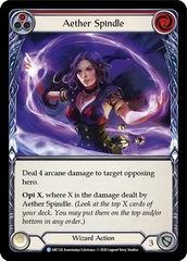 Aether Spindle (Red) - Unlimited Edition