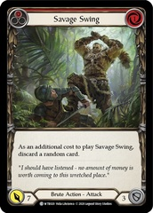 Savage Swing (Red) - Unlimited Edition