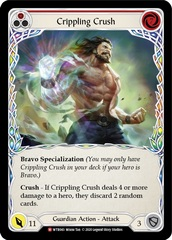 Crippling Crush - Unlimited Edition