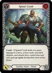 Spinal Crush - Unlimited Edition