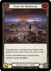 Scour the Battlescape (Blue) - Unlimited Edition