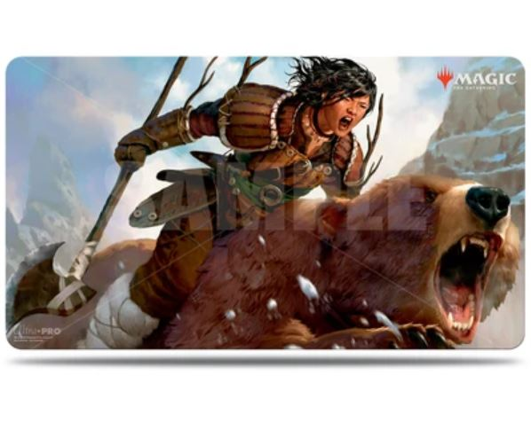 Ultra Pro - Commander Legends Playmat - Tuya Bearclaw
