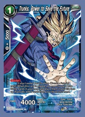 Trunks, Power to Save the Future - EX14-02 - EX