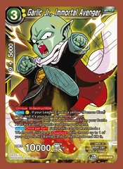 Garlic Jr., Immortal Avenger - EX15-04 - EX - Foil