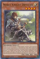 Noble Knight Drystan - MAGO-EN082 - Gold Rare - 1st Edition