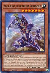 Buster Blader, the Destruction Swordmaster - MAGO-EN100 - Rare - 1st Edition