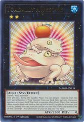 Toadally Awesome - MAGO-EN134 - Rare - 1st Edition
