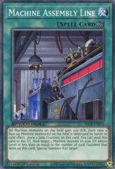 Machine Assembly Line - SBCB-EN076 - Common - 1st Edition
