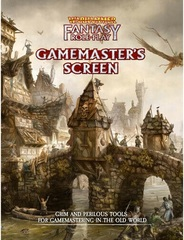 Warhammer Fantasy Roleplay: 4th Edition - Gamemaster's Screen