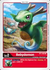 Bebydomon - BT1-002 - U