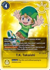 T.K. Takaishi - BT1-087 - R - Box Topper