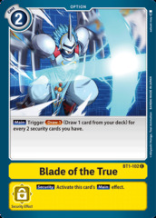 Blade of the True - BT1-102 - C