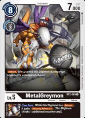 MetalGreymon - BT2-063 - C