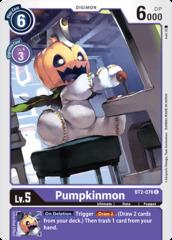 Pumpkinmon - BT2-076 - C