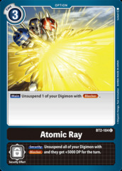 Atomic Ray - BT2-104 - C
