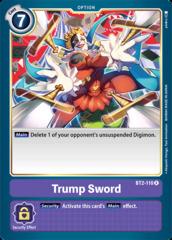 Trump Sword - BT2-110 - R