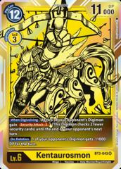 Kentaurosmon - BT3-043 - SR - Alternative Art