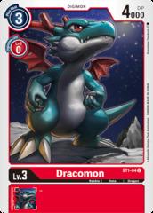 Dracomon - ST1-04 - C