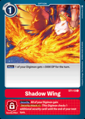 Shadow Wing - ST1-13 - C