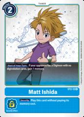 Matt Ishida - ST2-12 - R
